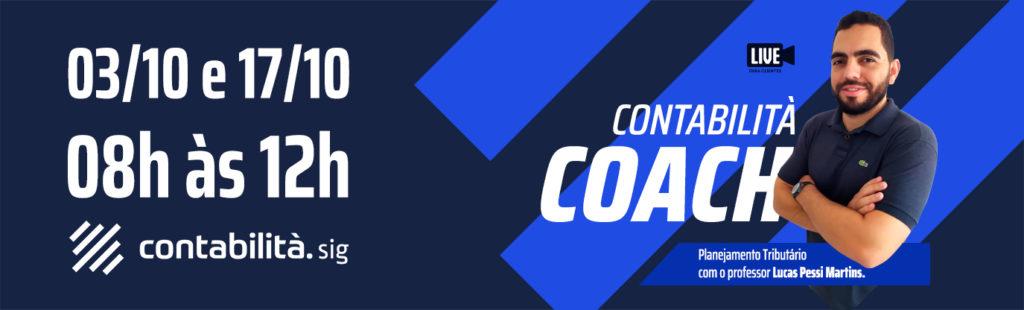 Contabilità Coach Banner - contabilità.sig | Soluções Inteligentes em Gestão