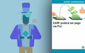 Darf Podera Ser Pago Via Pix - contabilità.sig | Soluções Inteligentes em Gestão